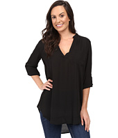 Stetson - Poly Crepe V-Neck Blouse