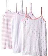 Trimfit - Bows Cotton Camisoles 3-Pack (Toddler/Little Kids/Big Kids)