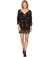 Tolani - Celeste Embroidered Tunic Dress