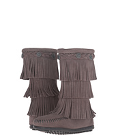 Minnetonka Kids - 3 Layer Fringe Boot (Toddler/Little Kid/Big Kid)
