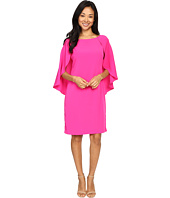 Christin Michaels - Britti Chiffon Sleeve Dress