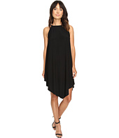 Christin Michaels - Mari Twist Strap Halter Dress