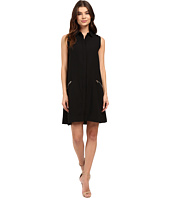 Christin Michaels - Johnson Zip Pocket Dress