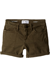 DL1961 Kids - Piper Cuffed Shorts in Ranchers (Toddler/Little Kids)