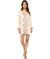 Brigitte Bailey - Sophia Long Sleeve Dress with Tassels