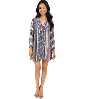 Brigitte Bailey - Zillah Printed Long Sleeve Dress
