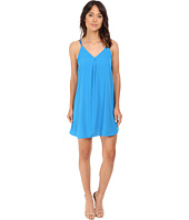 Brigitte Bailey - Tabitha Double Strap V-Neck Dress