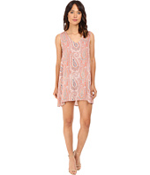 Brigitte Bailey - Kaila Sleeveless Printed Dress with Cut Out Back