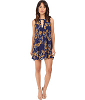 Brigitte Bailey - Uzma Sunflower Print Sleeveless Dress
