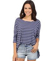 Brigitte Bailey - Tay Ribbed T-Shirt
