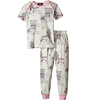 BedHead Kids - Short Sleeve Two-Piece Baby Set (Infant)