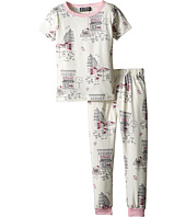 BedHead Kids - Short Sleeve Two-Piece Kid Set (Toddler/Little Kids)