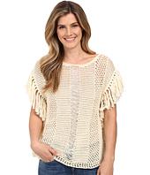 Lucky Brand - Nomad Fringe Sweater