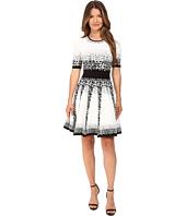 YIGAL AZROUËL - Jacquard Ombre Knit Dress