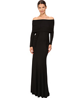 YIGAL AZROUËL - Off Shoulder Matte Jersey Gown