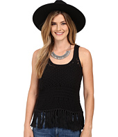 Lucky Brand - Nomad Fringe Tank Top