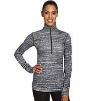 Nike - Pro Warm Subtle Print 1/2 Zip Top
