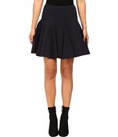 RED VALENTINO - Scuba Jersey Skirt