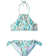 Billabong Kids - Fancy Floral High Neck Set (Little Kids/Big Kids)