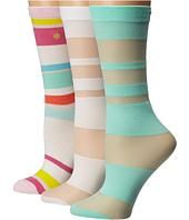 Kate Spade New York - 3-Pack Trouser Socks