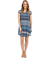 Karen Kane - Blue Mesa Maggie Trapeze Dress