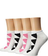 Kate Spade New York - 4-Pack Ped Socks