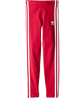adidas Originals Kids - Everyday Iconics 3-Stripes Leggings (Toddler/Little Kids/Big Kids)