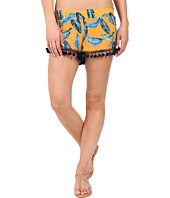 Maaji - Mystery Plumage Cover-Up Shorts