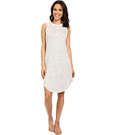Michael Stars - Linen Knit Tank Dress w/ Keyhole Back