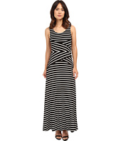 Calvin Klein - Maxi Stripe Dress