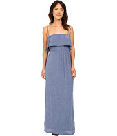 Splendid - Drapey Lux Ruffle Maxi Dress