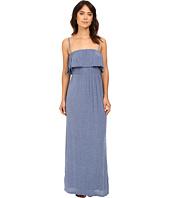 Splendid - Drapey Lux Ruffle Maxi Dress