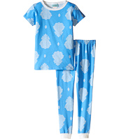 BedHead Kids - Short Sleeve Long Bottom Pajama Set (Toddler/Little Kids)