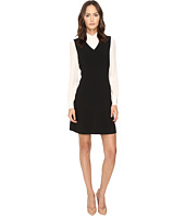 Kate Spade New York - Bow Tie Crepe A-Line Dress