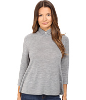 Kate Spade New York - Collared Relaxed Sweater