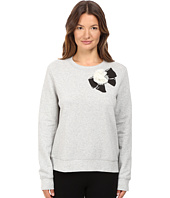Kate Spade New York - Rosette Bow Sweatshirt