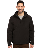 Calvin Klein - Softshell Hoodie with Faux Sherpa Lining