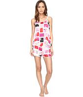 Kate Spade New York - Charmeuse Short Pajama Set