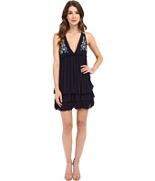 Brigitte Bailey - Hester Sleeveless Embroidered Dress