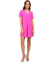Brigitte Bailey - Austen Short Sleeve Lace-Up Dress