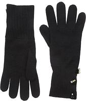Marc Jacobs - Embellished Cashmere Gloves
