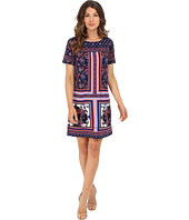 Adrianna Papell - Print Shift Dress