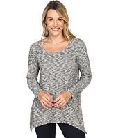 Nally & Millie - Long Sleeve Brushed Sweater Tunic