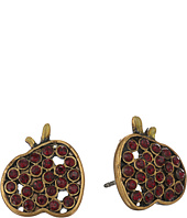 Marc Jacobs - Charms Apple Studs Earrings