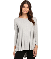 Culture Phit - Eliana 3/4 Sleeve Drape Top