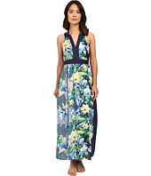 JETS by Jessika Allen - Sublime High Neck Maxi Dress Cover-Up