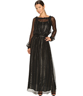 Versace Jeans - Long Sleeve Gown