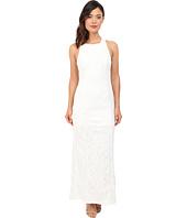 Calvin Klein - Halter Neck Lace Gown CD6B1V6E