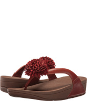 FitFlop - Flowerball Leather Toe Post