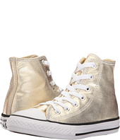Converse Kids - Chuck Taylor® All Star® Metallic Canvas Hi (Little Kid)
